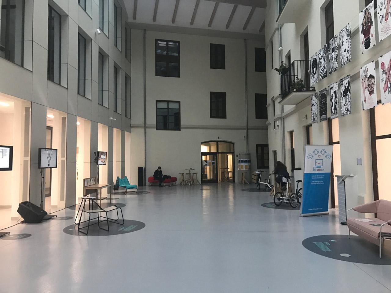 Centrum Kreatywności Targowa, fot.Jarek Zuzga