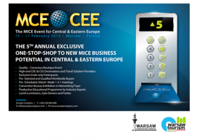 WOT partnerem MCE CEE Warsaw 2015
