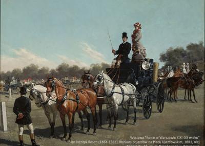 """WOT partnerem medialnym wystawy """"Konie w Warszawie XIX i XX wieku"""" w Muzeum Łowiectwa i Jeździectwa"""