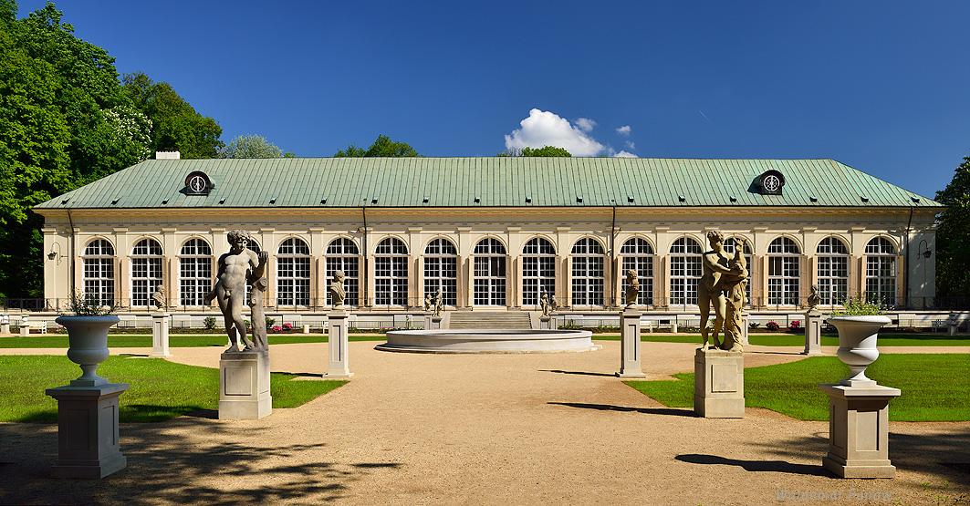 Królewska Galeria Rzeźby I Strefa Ciszy Od 21 Czerwca W
