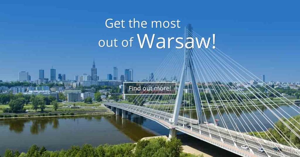 Warszawa promuje się wSzwecji iWielkiej Brytanii