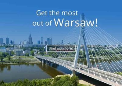 Warszawa promuje się w Szwecji i Wielkiej Brytanii