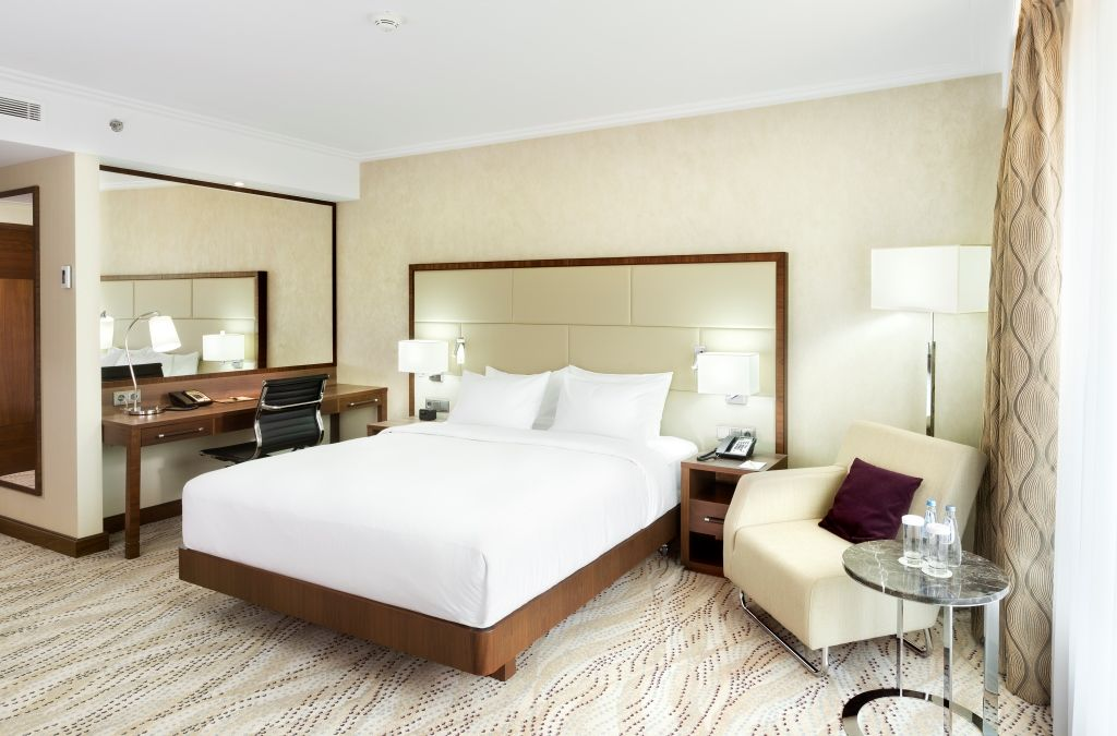 DoubleTree byHilton Hotel & Conference Centre Warsaw