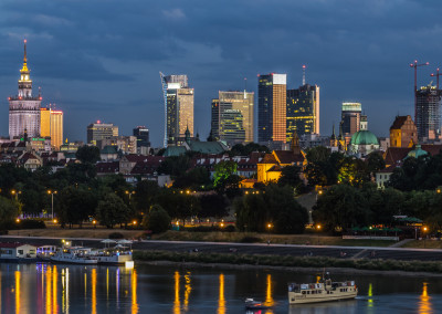Warszawa wygrała European Design Awards w2019 roku!