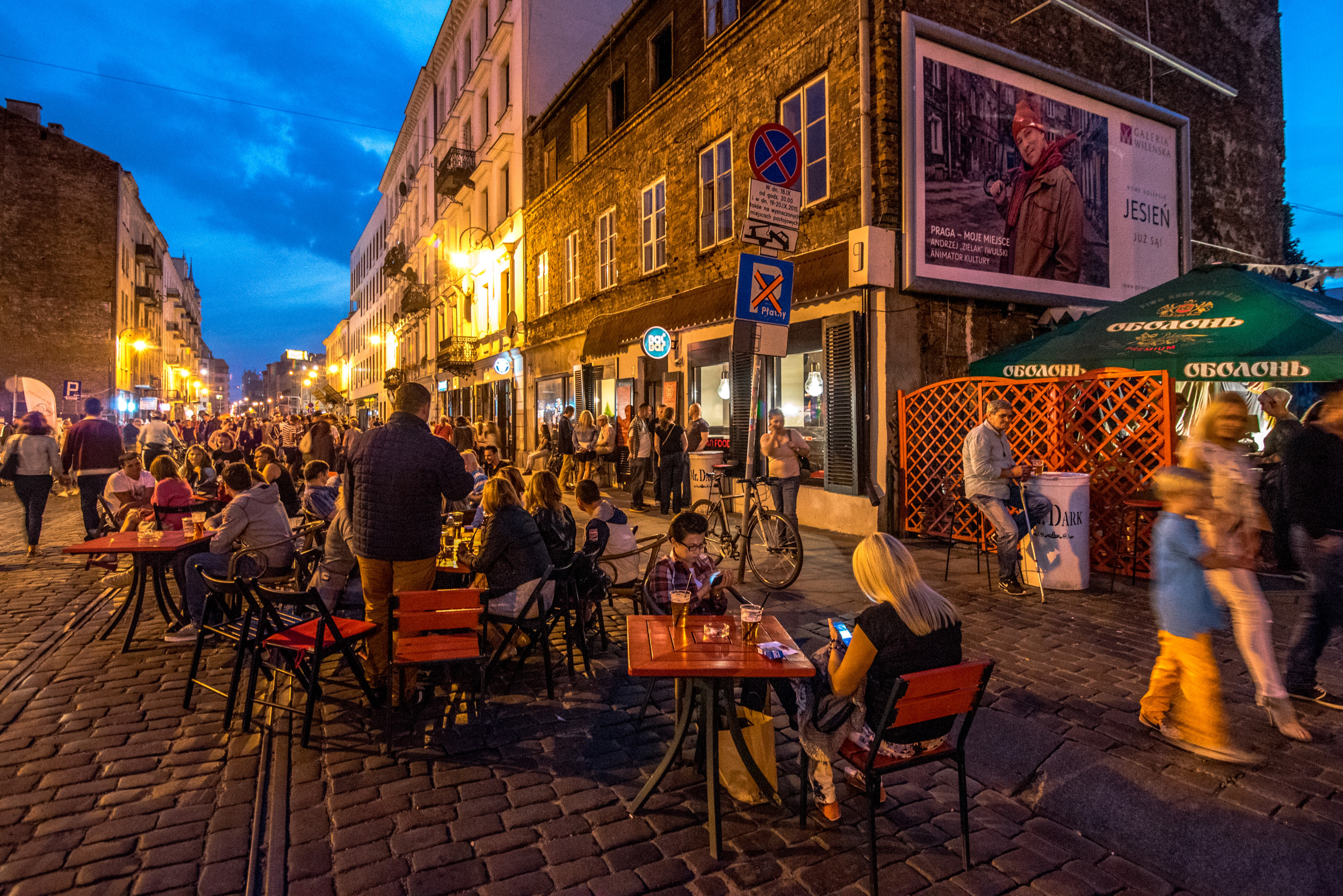 Turystyka wWarszawie wIII kwartale 2020 r.