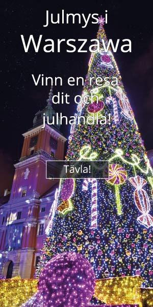 Przykład banneru reklamowego kampanii szwedzkiej