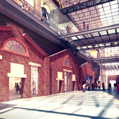 Projekt rewitalizacji dawnej Fabryki Norblina