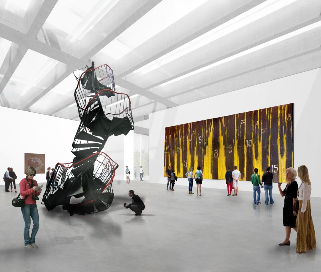 Muzeum Sztuki Współczesnej / Projekt: Thomas Phifer and Partners