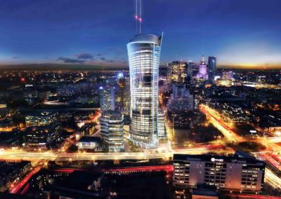 Warsaw Spire