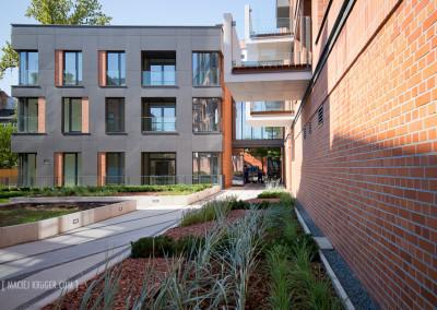 Wytwórnia. Nowoczesny budynek mieszkaniowy (soft-lofty) (2)