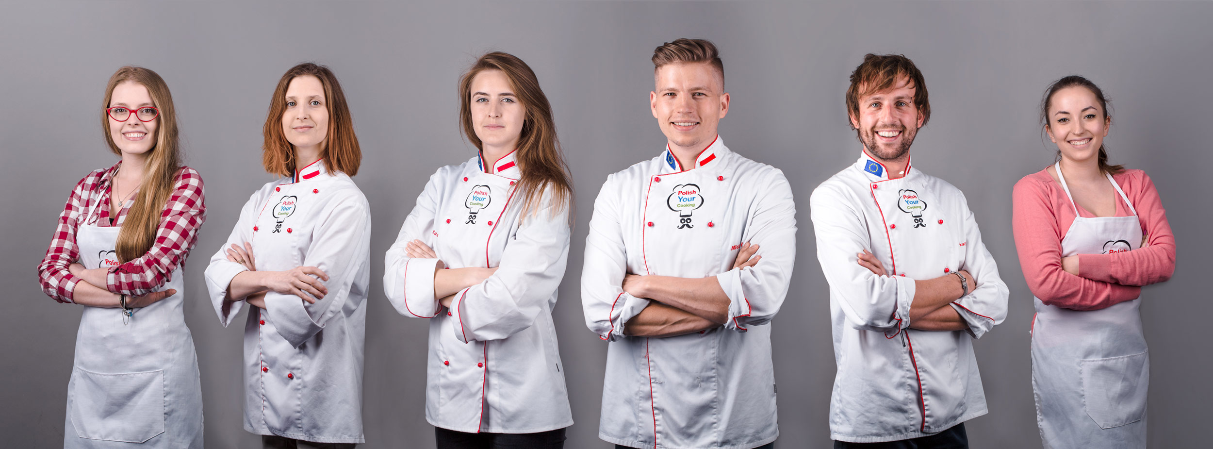 Polish Your Cooking - team