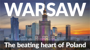 Warsaw – the beating heart of Poland