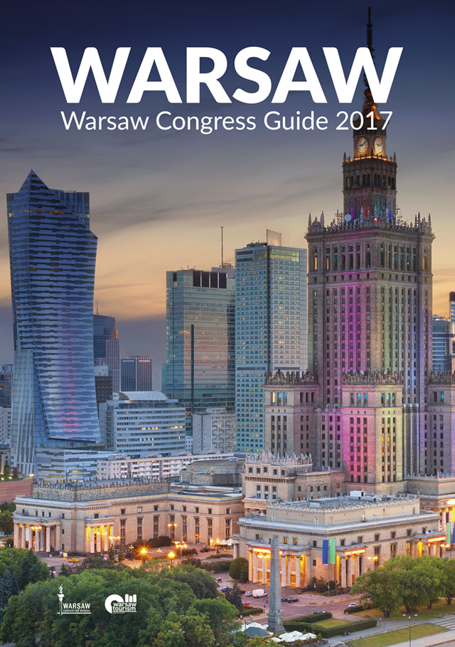 Katalog Warsaw Congress Guide 2017