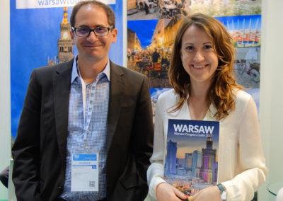 Cypr, Dania, Włochy – Warszawa promuje się za granicą