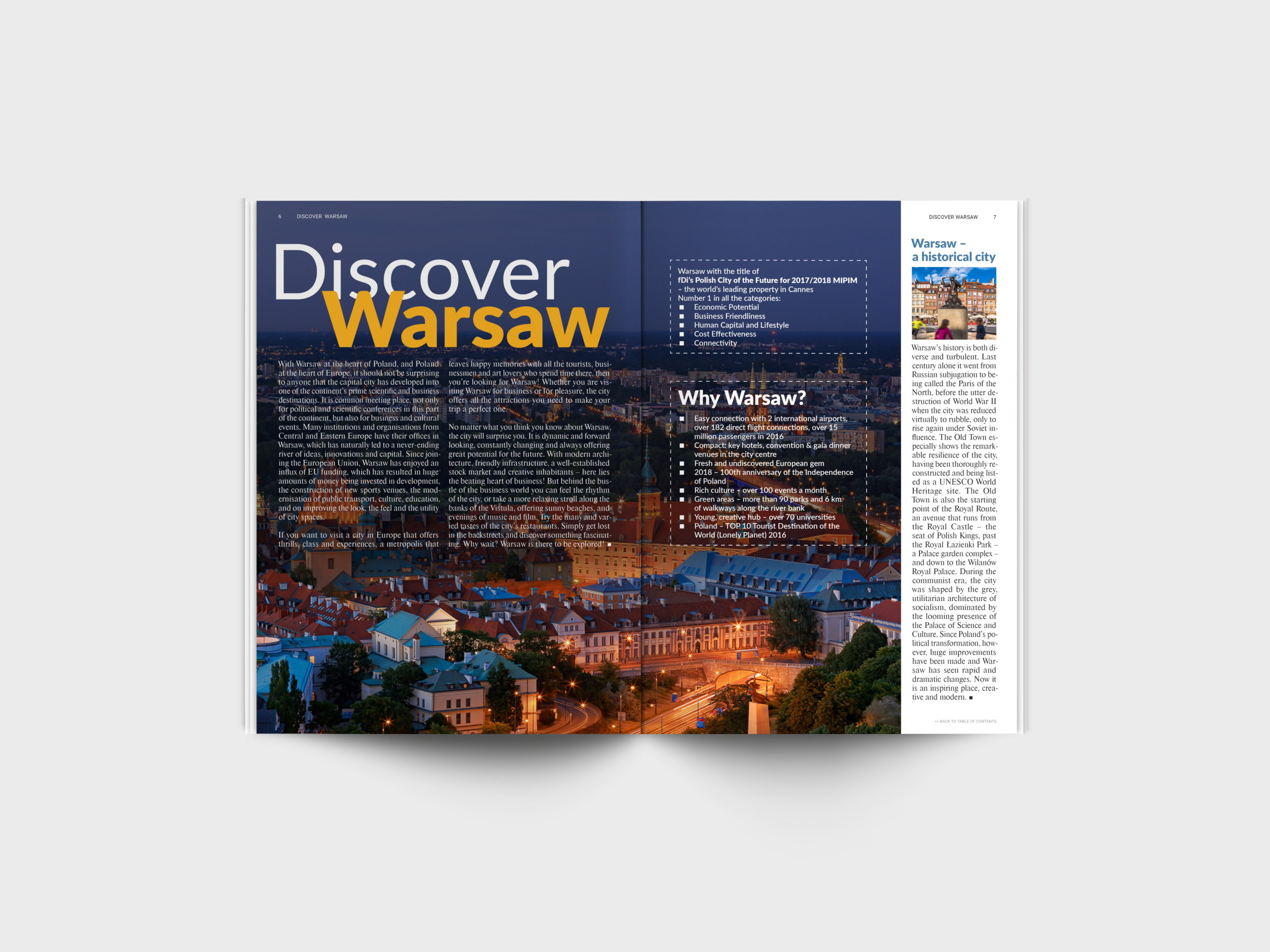 Warsaw Meetings Guide 2018