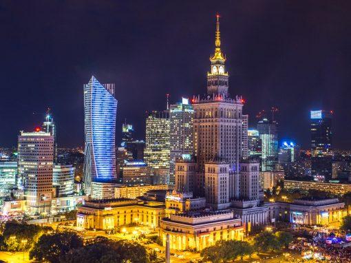 Warszawa coraz bliżej organizacji European Design Awards 2019
