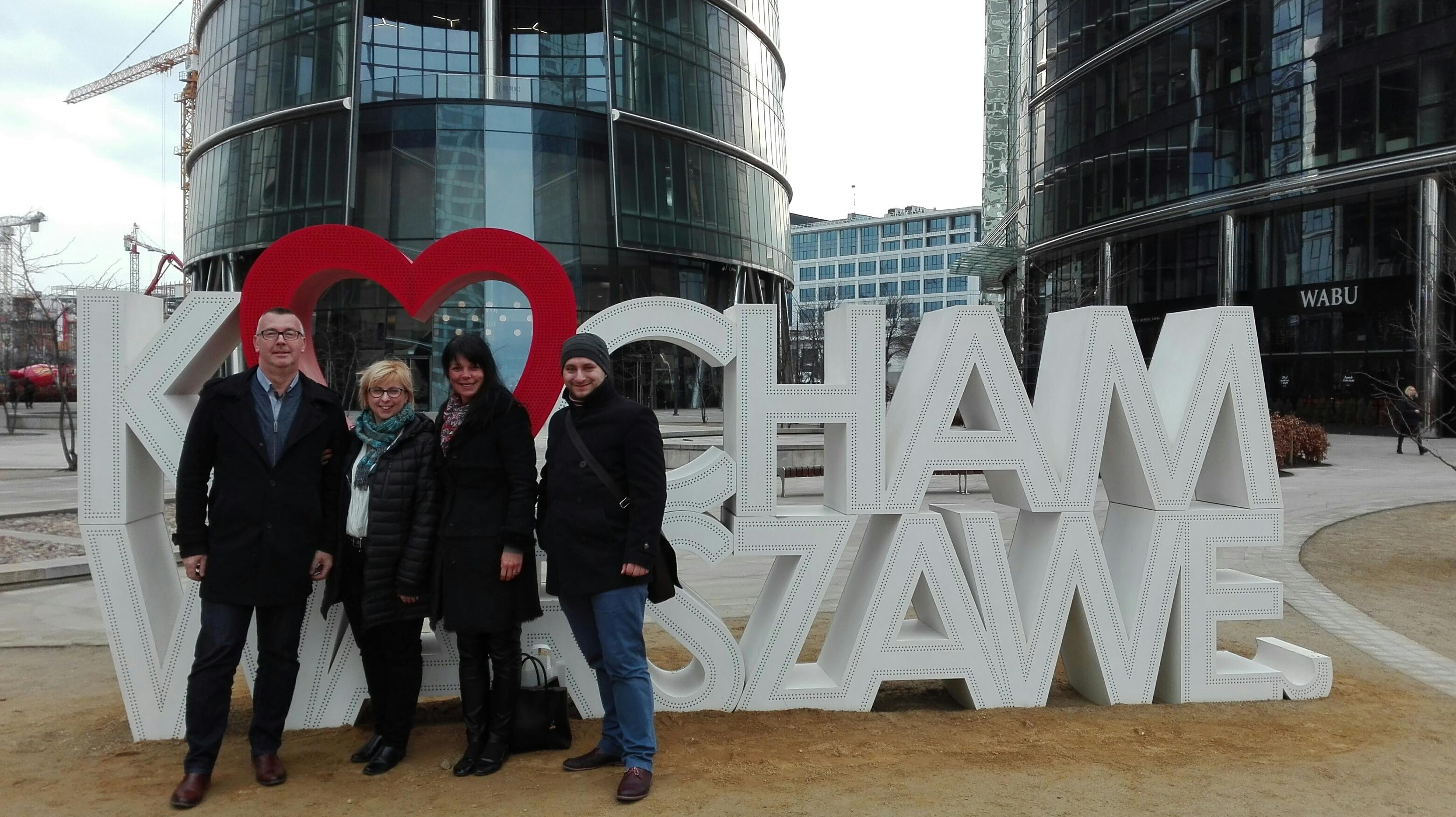 Wizyta Selectair w Warszawie