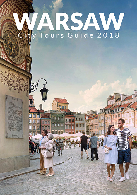 Warsaw Tourism Organization Annual Report 2016