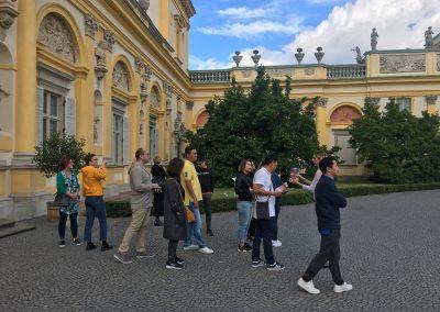 Wizyta tour operatorów z Singapuru