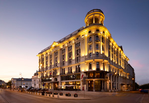 Hotel Bristol w rankingu TRAVEL + LEISURE
