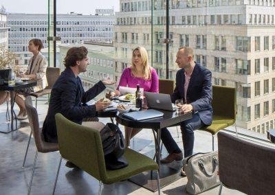 Wytyczne dotyczące spotkań biznesowych itargów