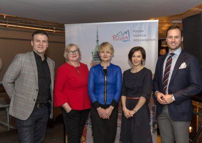 Wrażenia kulinarne zczterech polskich miast wDublinie