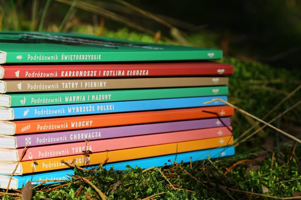 fot. Facebook Podróżowniki - książki dla małych odkrywców