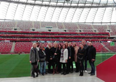 Fam trip meeting plannerów ze Skandynawii, USA i Beneluksu