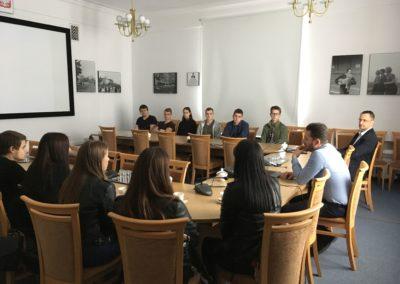 Cykl wykładów dla studentów Akademii Finansów i Biznesu Vistula