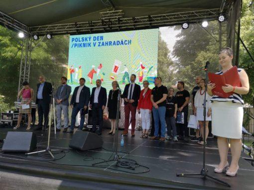 Dzień Polski w ogrodach Ambasady RP w Pradze