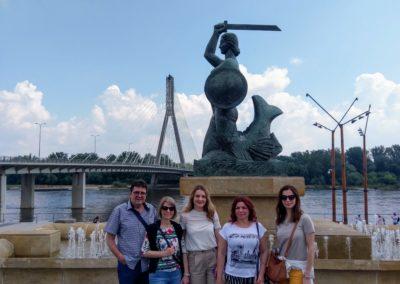 Wizyta agentów z Belgradu