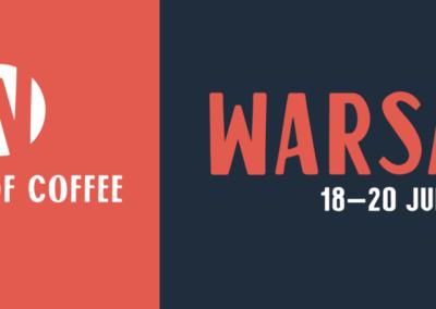 World of Coffee 2020 w Warszawie