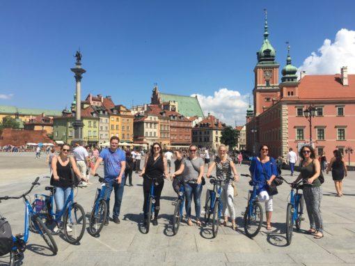 Wizyta studyjna agentów z Holandii