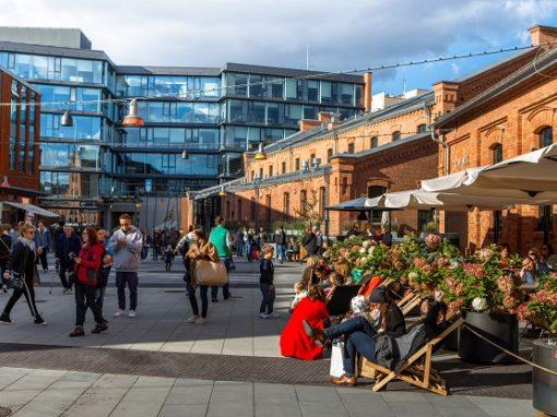 """Warszawa z tytułem """"business friendly city of the year"""""""