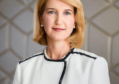 Angela Saliba została powołana nastanowisko Dyrektora Generalnego hotelu Sheraton wWarszawie