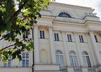 Porozumienie owspółpracy WOT zPolską Akademią Nauk