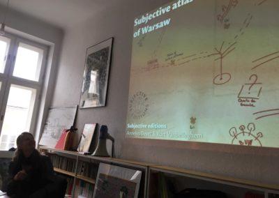 """Warszawskie wydanie """"Subjective Atlas Editions"""" wprzygotowaniu"""
