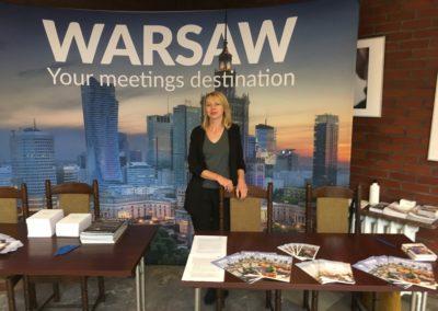 Warszawa naspotkaniu zczłonkami Rady Naukowej ERC