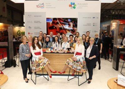 Targi IBTM World Show wBarcelonie