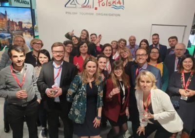Warszawa naFITUR 2020 wMadrycie