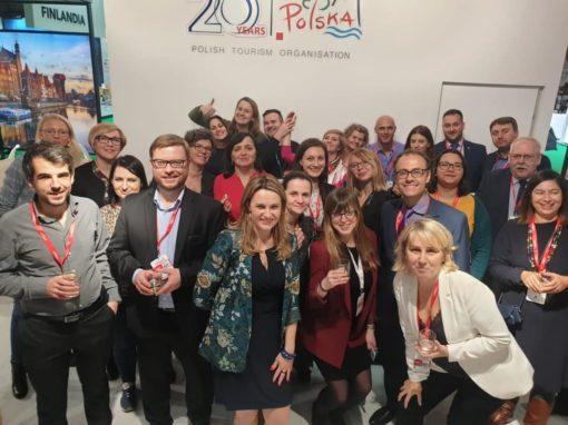 Warszawa na FITUR 2020 w Madrycie