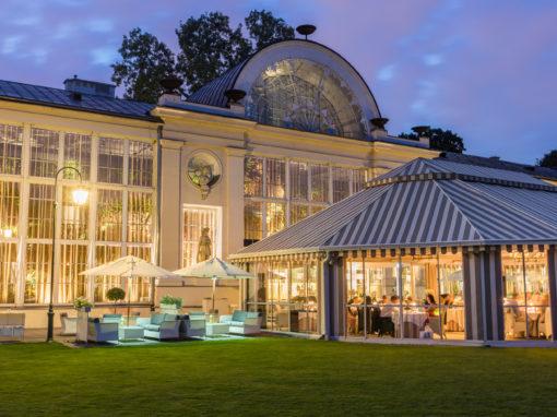 Restauracja Belvedere orazBelvedere Catering byDesign wspierają warszawskie służby medyczne