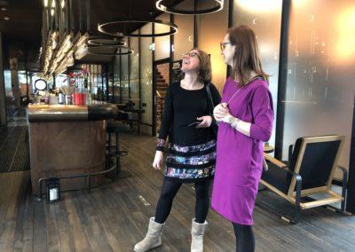 Wizyta dziennikarki PUNTO MICE