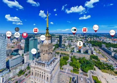 Wirtualne site inspection wobiektach członkowskich