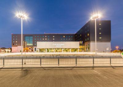 Courtyard byMarriott Warsaw Airport wspiera służbę zdrowia