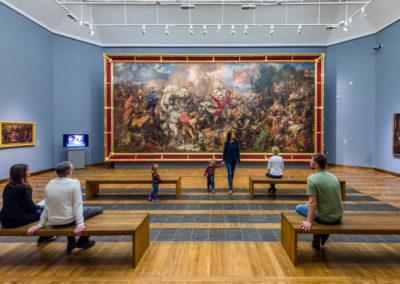 Wytyczne Ministerstwa Kultury dla muzeów igalerii wzwiązku zplanowanym ponownym otwarciem wstanie epidemii COVID-19