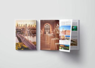 Najnowsza edycja katalogu Warsaw Meetings Guide