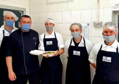 Belvedere Catering byDesign wspiera służbę zdrowia podczas COVID-19