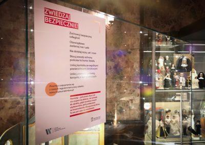 Muzea przygotowane doponownego otwarcia