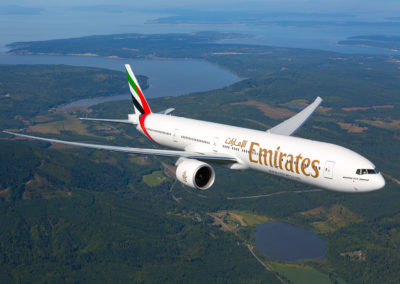 Emirates wznawiają loty pasażerskie pomiędzy Dubajem aWarszawą